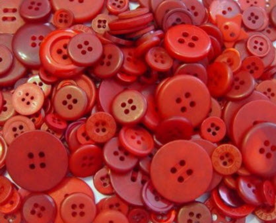 100 True Red Buttons
