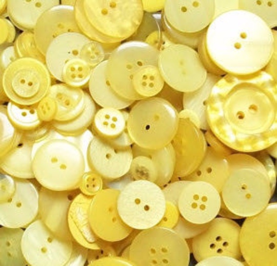 100 Yellow Buttons